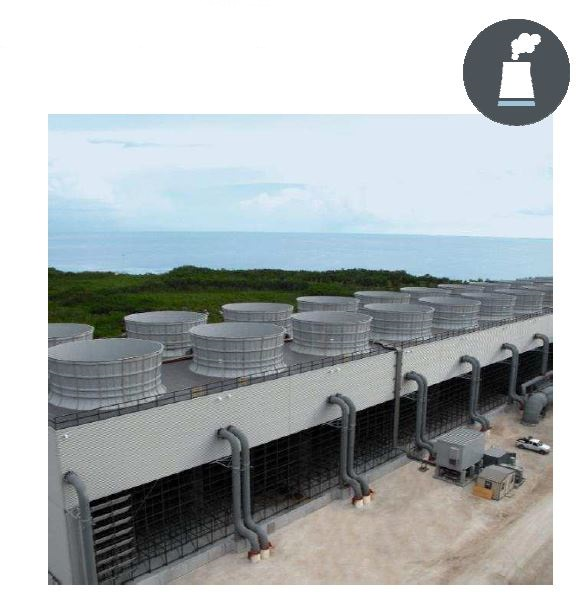 WET COOLING TOWER